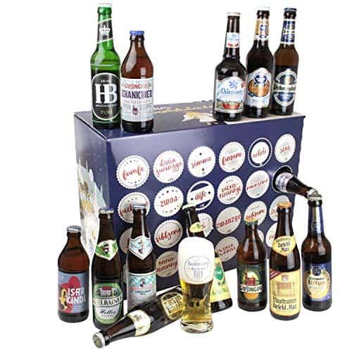 Bayerischer Bieradventskalender