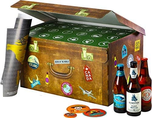 World Wide Beers Adventskalender mit Bier