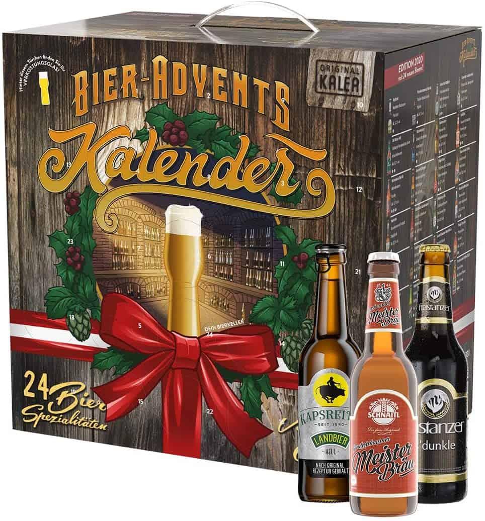 KALEA Bier-Adventkalender Edition Österreich
