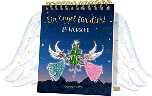 Tischkalender mit Flügeltüren