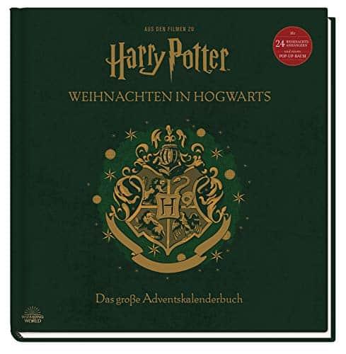 Aus den Filmen zu Harry Potter: Weihnachten in Hogwarts