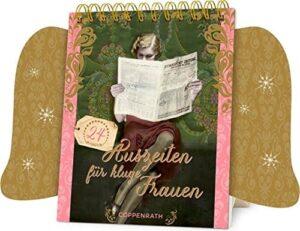 Tischkalender – 24 Auszeiten für kluge Frauen