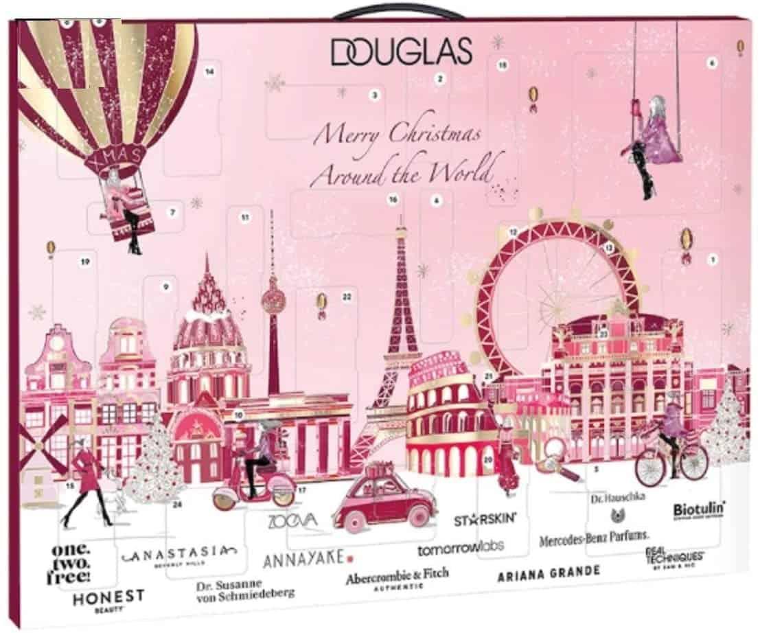 Douglas Beauty Adventskalender 2020
