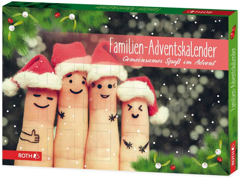 ROTH Adventskalender Für die Familie