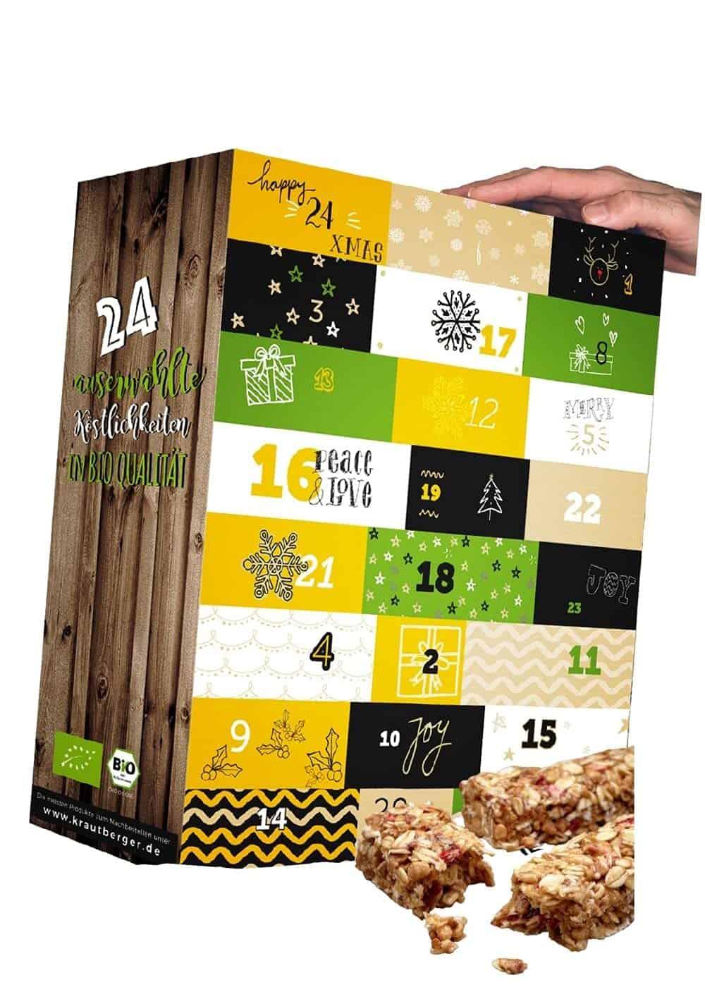 Bio GESUNDER Advent-Kalender