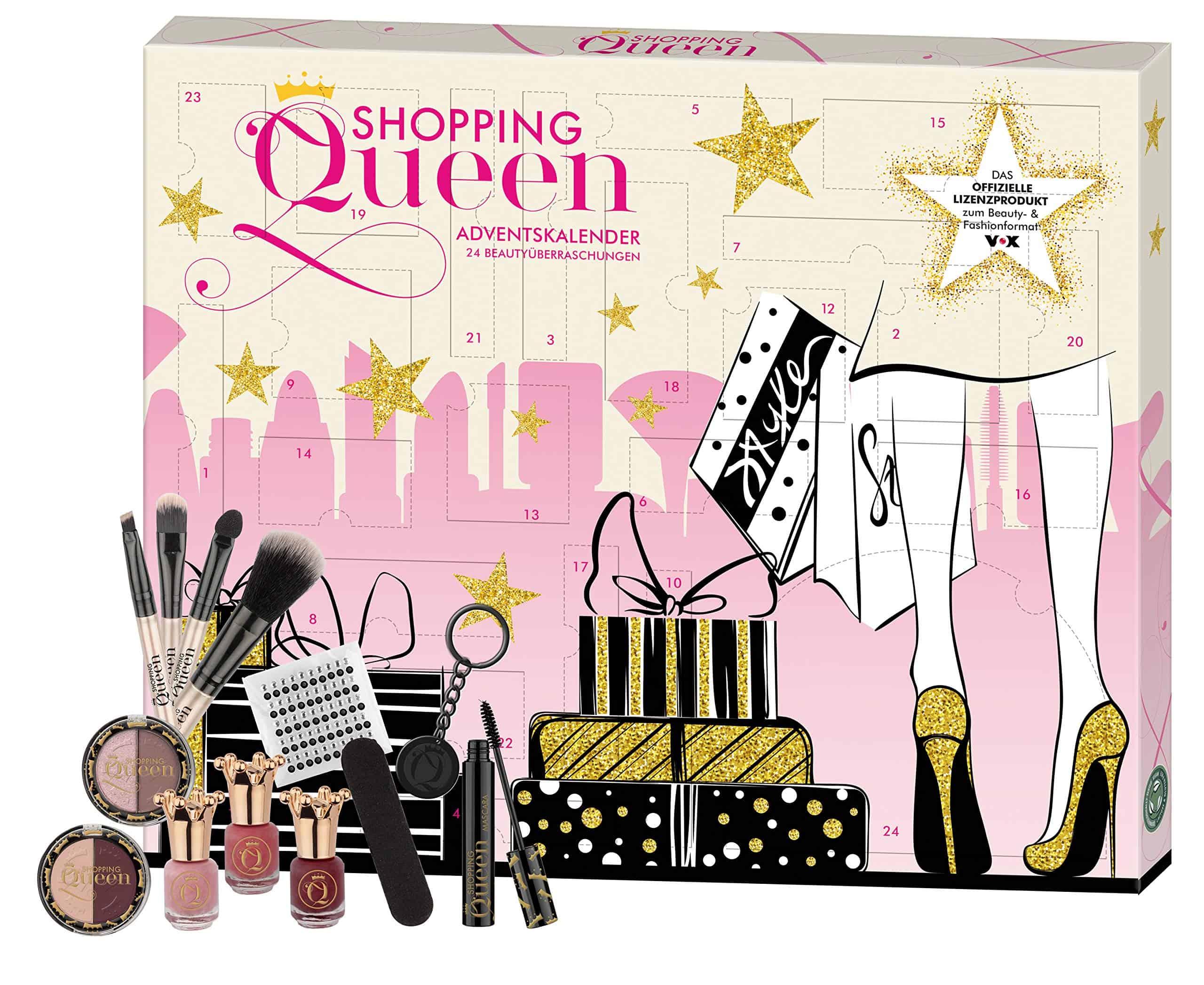 Shopping Queen Adventskalender für Frauen