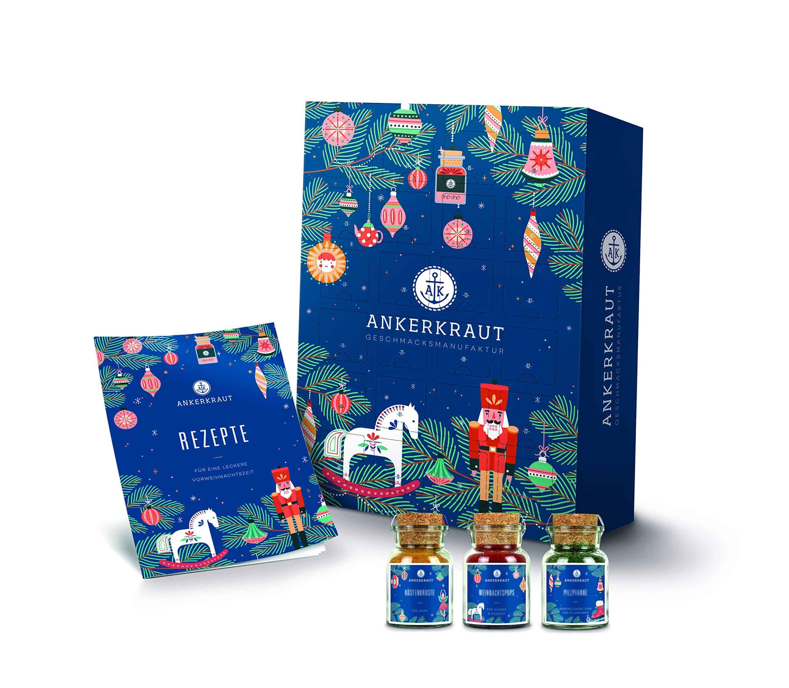Ankerkraut Premium Adventskalender 2020