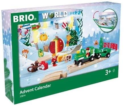 BRIO World World Adventskalender 2019