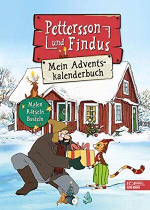 Pettersson und Findus: Mein Adventskalenderbuch