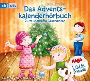 HABA Little Friends Adventskalenderhörbuch