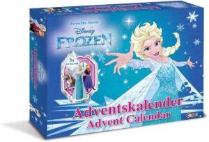 Craze 13885 – Adventskalender Disney Frozen
