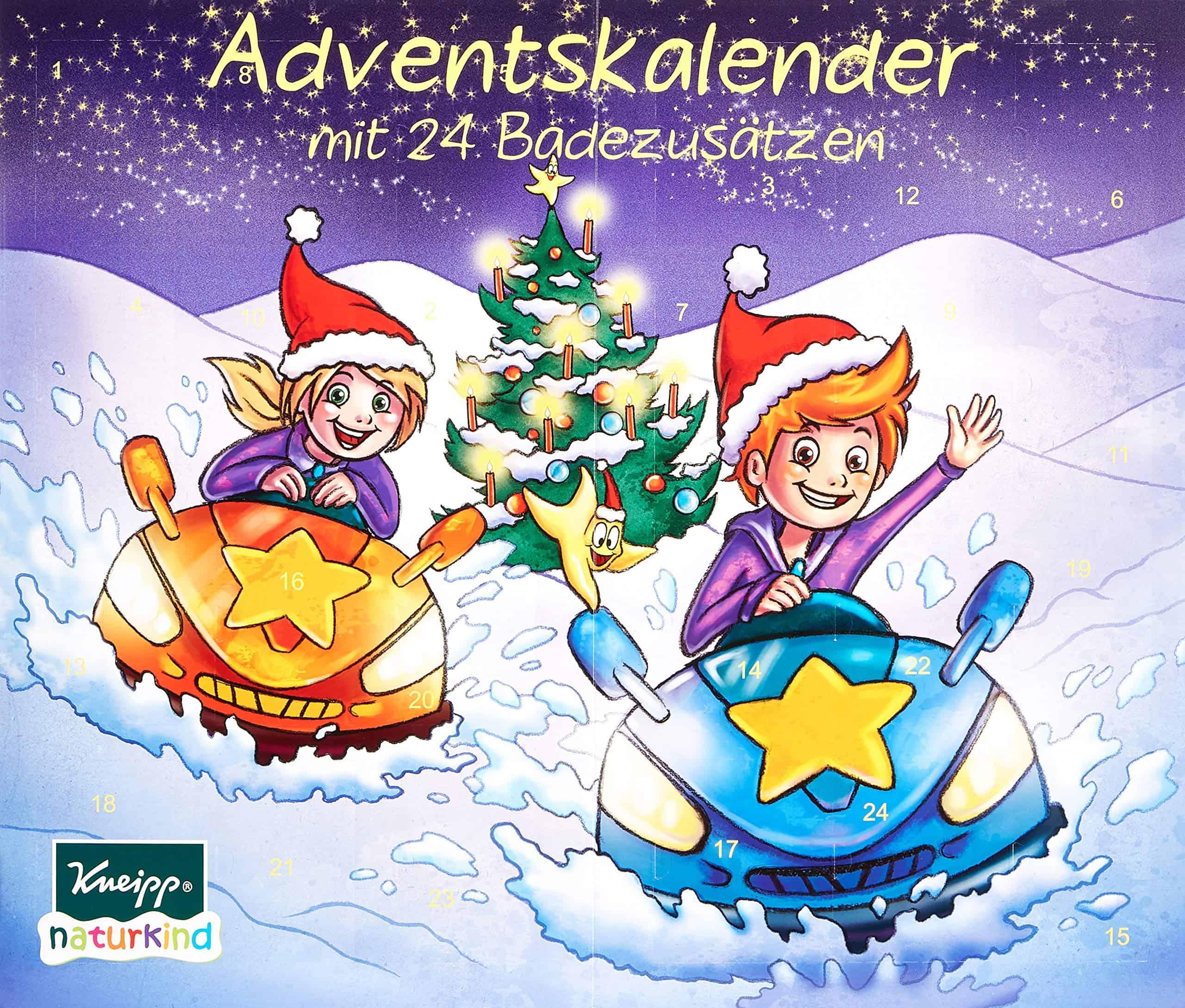 Kneipp Kinder Adventskalender
