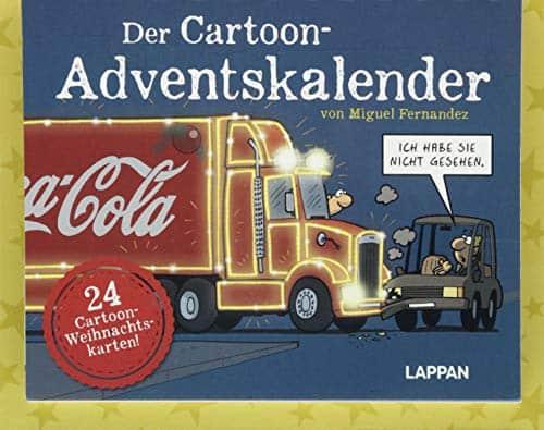 Fernandez – Der Cartoon-Adventskalender