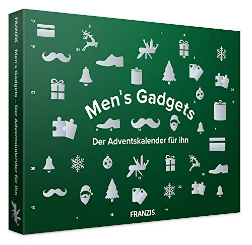 Men's Gadgets. Der Adventskalender für ihn.: 2020