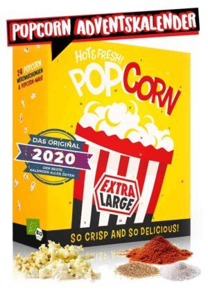 Popcorn Adventskalender
