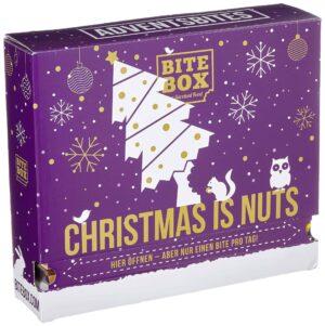 "BiteBox Adventskalender ""Christmas is Nuts"""