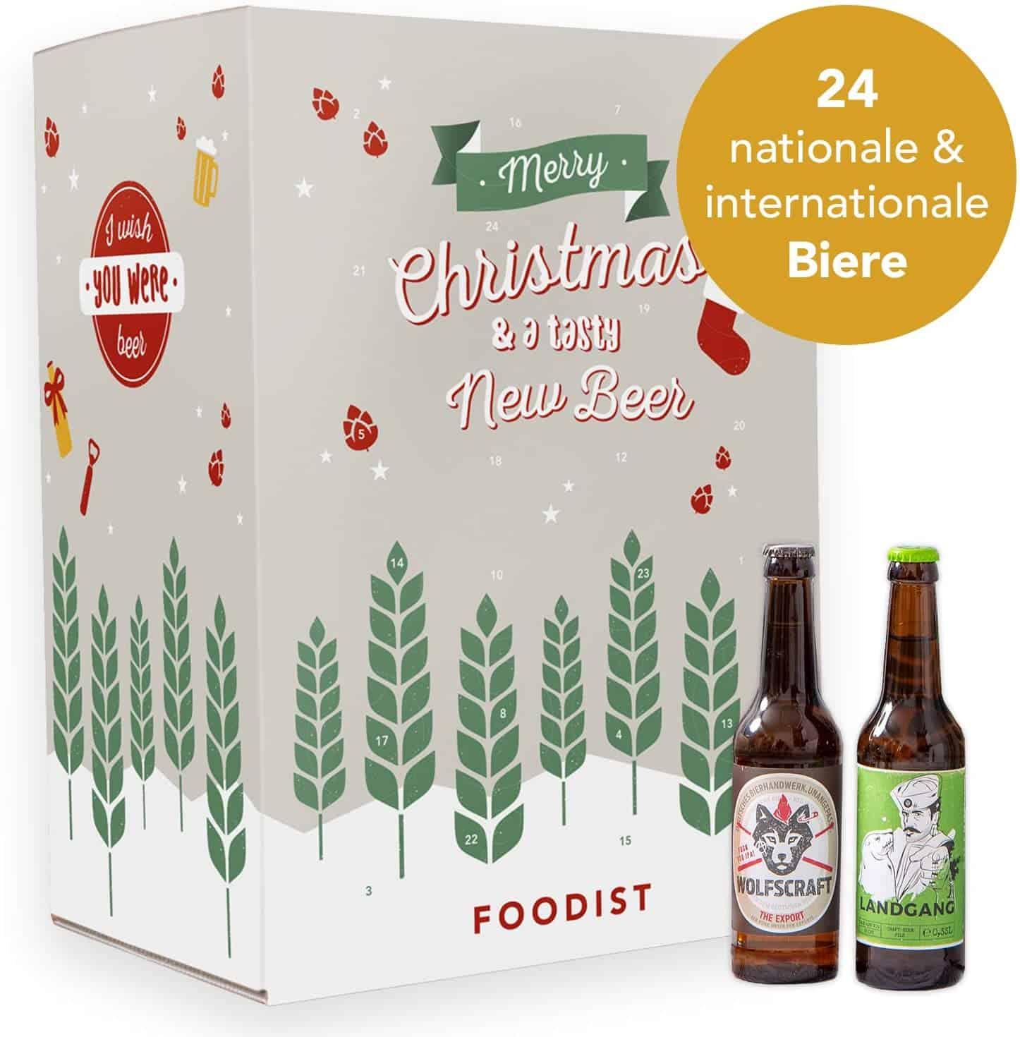 foodist bier adventskalender