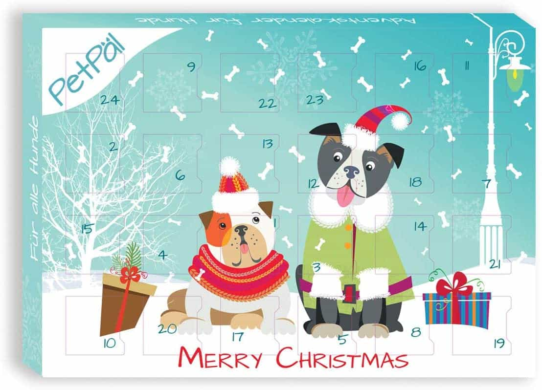 PetPäl Hunde Adventskalender 2018