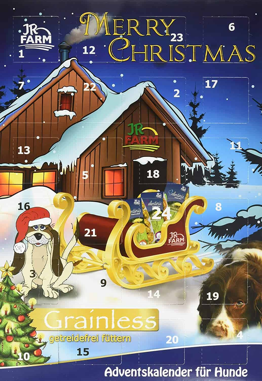 JR-Farm Hunde Adventskalender