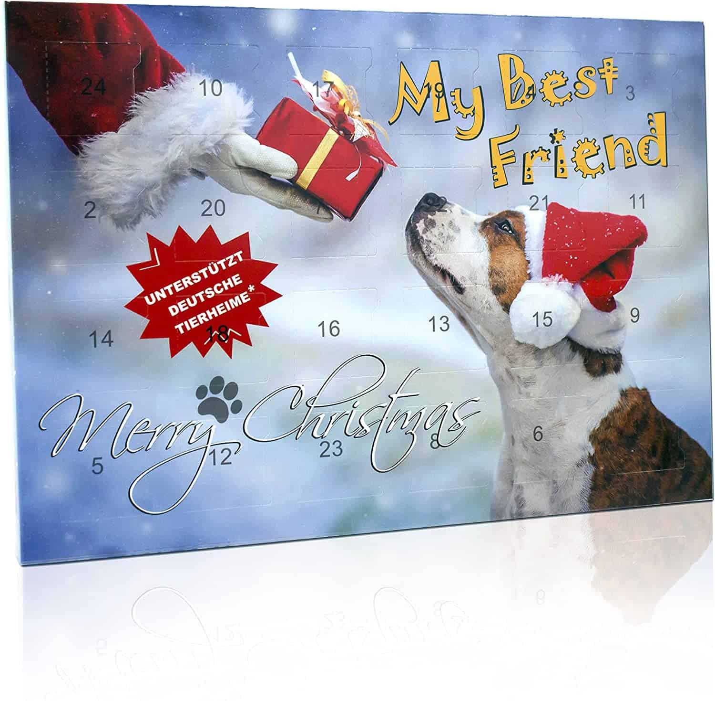 Coffee & Tea Company C&T Adventskalender für Hunde