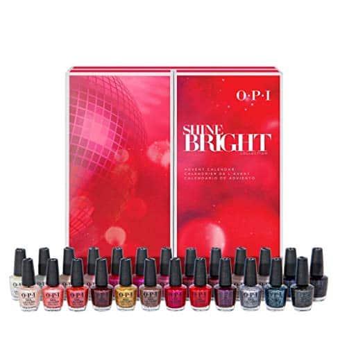 Opi Nail Lacquer Shine Bright 25-Teiliger Adventskalender