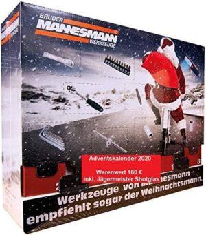 Mannesmann Adventskalender 2020 Werkzeug