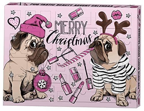 fesh! Pug'tastic Beauty Advent Calendar