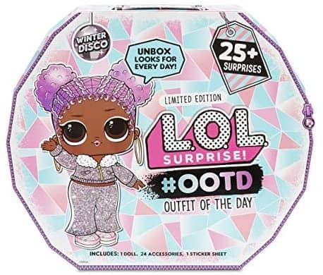 L.O.L., Adventskalender Surprise #OOTD Winter-Disco