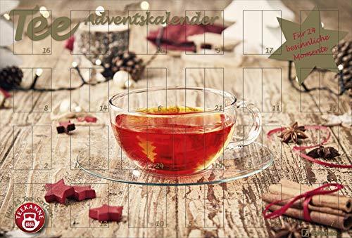 Tee-Adventskalender für Einen von Teekanne - 2019 / 2020