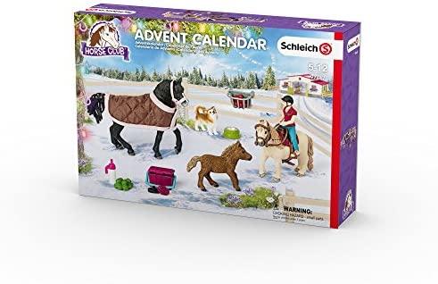 Schleich 97447 - Adventskalender Pferde