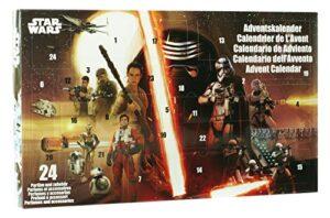 Air Val Star Wars Düfte Adventskalender, 1er Pack (Düfte, Duschgel, Accessoires)