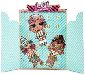 L.O.L. Surprise! Adventskalender 2020 Kinder, Schmuck Adventskalender