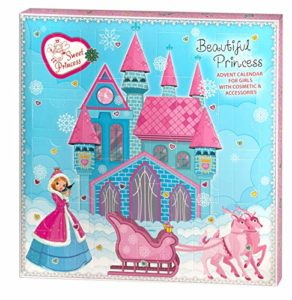 Beautiful Princess Advent Calendar