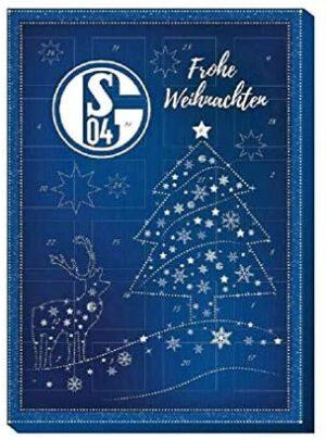 Fan-Shop Sweets FC Schalke 04 Klassik Adventskalender 2020