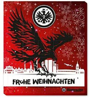 Fan-Shop Sweets Eintracht Frankfurt Premium Adventskalender 2020