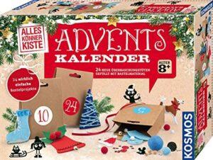 KOSMOS AllesKönnerKiste Bastel-Adventskalender
