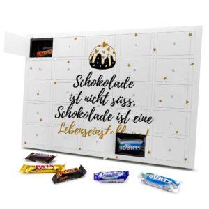 Schokolade ist eine Lebenseinstellung 434153 AKM 0001 00003 1