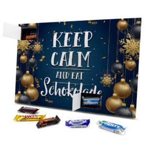 Keep Calm and eat Schokolade 434153 AKM 0001 00017 1