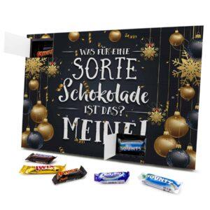 Was für eine Sorte Schokolade ist das? Meine! 434153 AKM 0001 00031 1