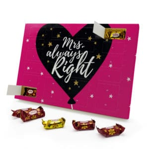Mrs. Always Right 787725 AKZ 0001 00008 1