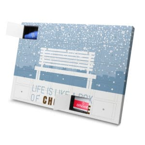 Life is like a box of chocolate 971024 AKS 0001 00027 1