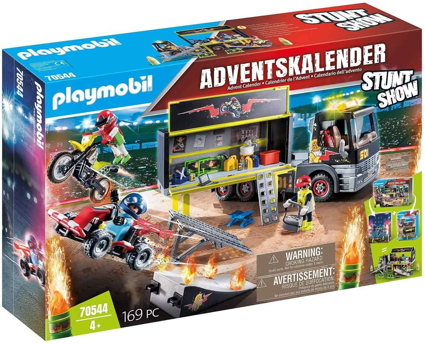 PLAYMOBIL-XXL-Adventskalender-70544-Stuntshow