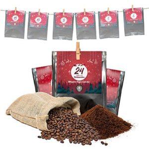 Premium Kaffee Adventskalender 2021 Adventskalender 2021 515iWsgkI1L