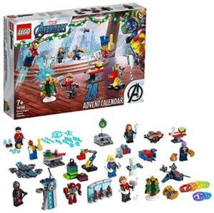 LEGO Marvel Avengers Adventskalender 2021 Adventskalender 2021 51IHBuH8LbL