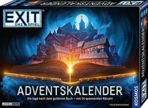 KOSMOS EXIT - Adventskalender 2021 Adventskalender 2021 51a6VB84S3S
