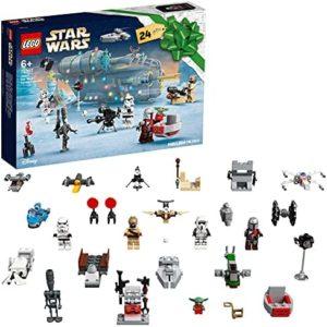 LEGO Star Wars Adventskalender 2021 Adventskalender 2021 51sQLiZNO3L