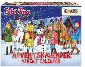 CRAZE Bibi und Tina Adventskalender 2021 Adventskalender 2021