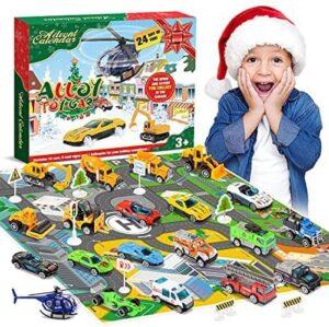 Spielzeugauto Adventskalender Adventskalender 2021 61oRYhKhQ8L