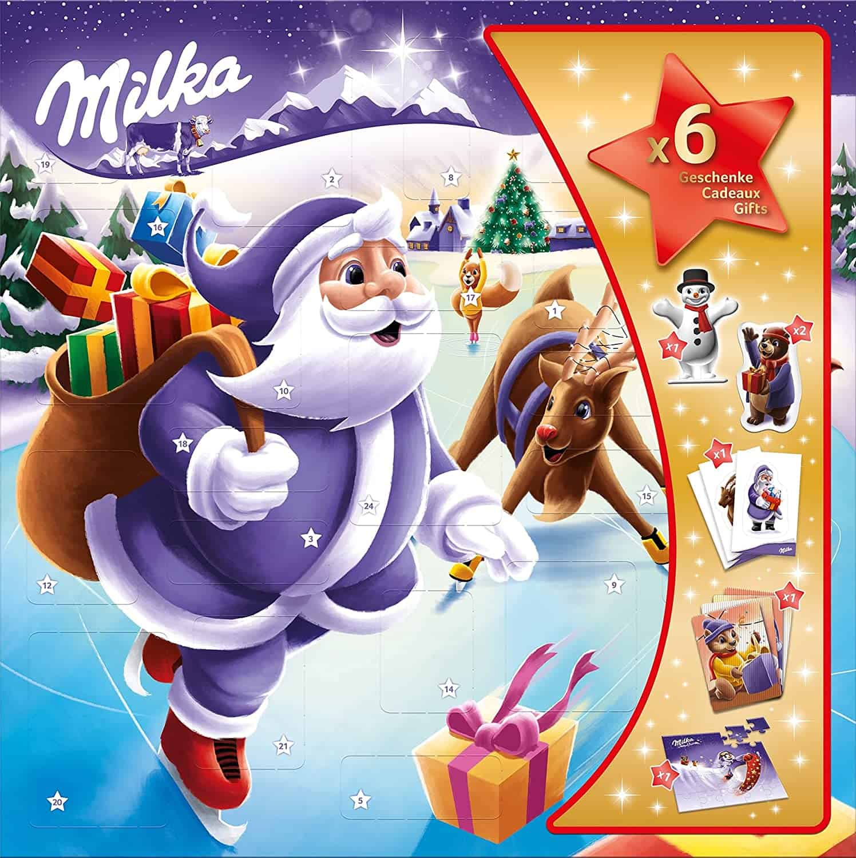Milka Weihnachts-Freunde