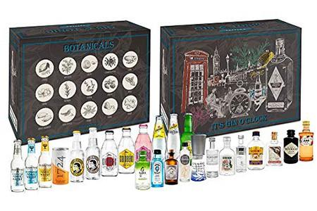 Gin-Adventskalender